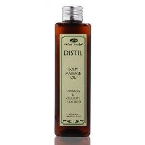 Buy Aloe Veda Body Massage Oil Slimming & Cellulite Treatment Oil - Nykaa