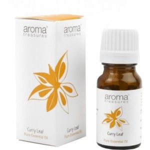 Buy Aroma Treasures Curry Leaf Pure Essential Oil - Nykaa