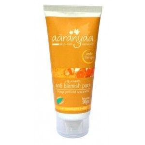 Buy Aaranyaa Rejuvenating Anti Blemish Face Pack - Nykaa