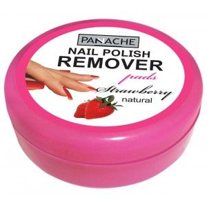 Buy Panache Nail Polish Remover Pads - Nykaa