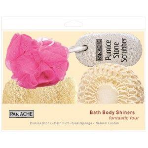 Buy Panache Bath Body Shiners fantastic four - Nykaa