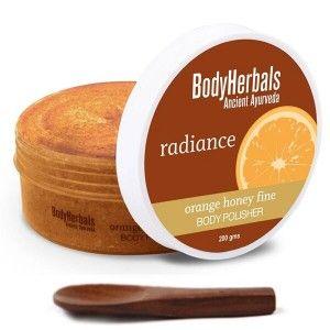 Buy BodyHerbals Orange Honey Body Polisher - Nykaa
