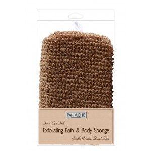 Buy Panache Exfoliating Bath & Body Sponge - Nykaa