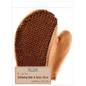 Buy Panache Exfoliating Bath & Body Glove - Nykaa