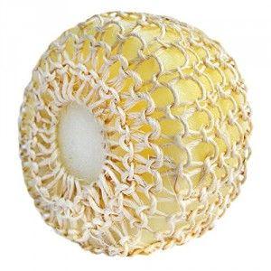 Buy Panache Exfoliating Sisal Bath Ball Sponge - Nykaa