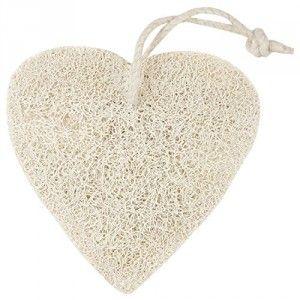 Buy Panache Natural Heart Loofah - Nykaa
