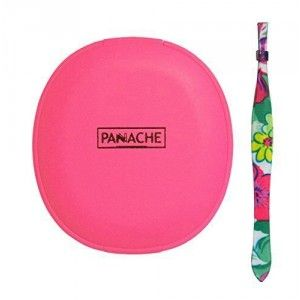 Buy Panache Blush Pink Compact Mirror & Tweezer Face Care Combo - Nykaa