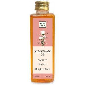 Buy Auravedic Kumkumadi Oil - Nykaa