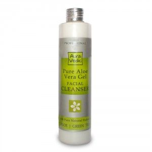 Buy Auravedic Facial Cleanser - Nykaa