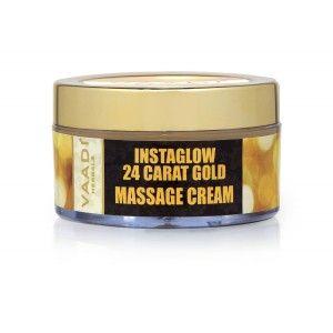 Buy Vaadi Herbals 24 Carat Gold Massage Cream - Kokum Butter - Nykaa