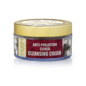 Buy Vaadi Herbals Silver Cleansing Cream  - Nykaa