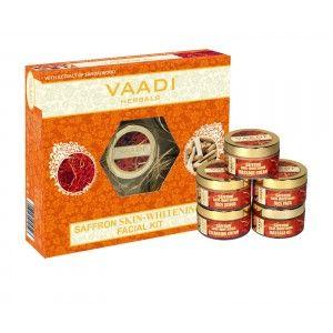 Buy Vaadi Herbals Saffron Skin Whitening Facial With Extract Of Sandalwood - Nykaa