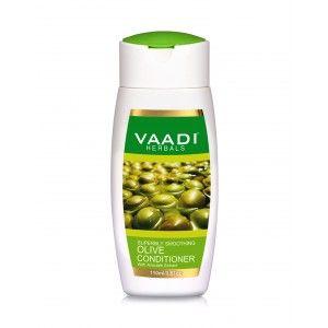Buy Vaadi Herbals Olive Conditioner With Avocado Extract - Nykaa