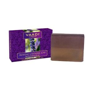 Buy Vaadi Herbals Heavenly Lavender Soap With Rosemary Extract - Nykaa