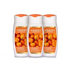 Buy Vaadi Herbals Value Pack Of 3 Fairness Moisturiser With Mandarin Extract - Nykaa