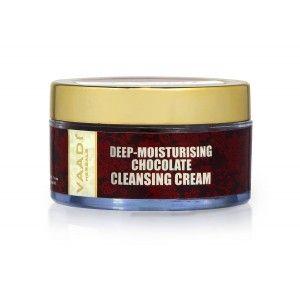 Buy Vaadi Herbals Chocolate Strawberry Cleansing Cream - Nykaa