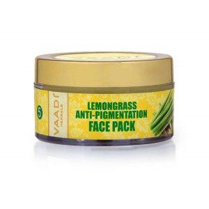 Buy Vaadi Herbals Lemongrass Anti-Pigmentation Face Pack - Nykaa