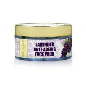 Buy Vaadi Herbals Lavender Anti- Ageing Face Pack - Nykaa