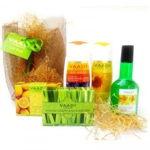Buy Vaadi Herbals Body Care Gift Pack - Nykaa