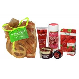 Buy Vaadi Herbals Skin Revitalizing Gift Pack - Nykaa