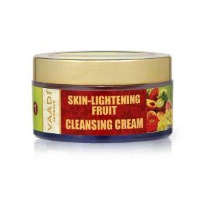 Buy Vaadi Herbal Skin - Lightening Fruit Cleansing Cream - Nykaa