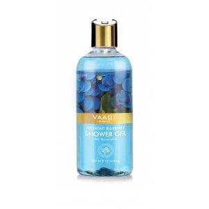 Buy Vaadi Herbals Midnight Blueberry Shower Gel - Nykaa