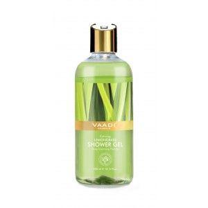 Buy Vaadi Herbals Enticing Lemongrass Shower Gel - Nykaa