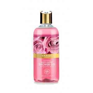 Buy Vaadi Herbals Enchanting Rose & Mogra Shower Gel - Nykaa