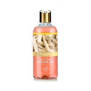 Buy Vaadi Herbals Divine Honey & Sandal Shower Gel - Nykaa