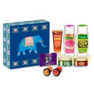 Buy Vaadi Herbals Royal Elegance Herbal Gift Set - Nykaa