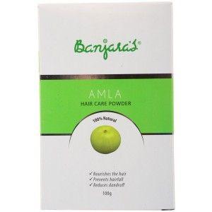 Buy Banjara's Amla Hair Care Powder (5 Sachets Inside) - Nykaa