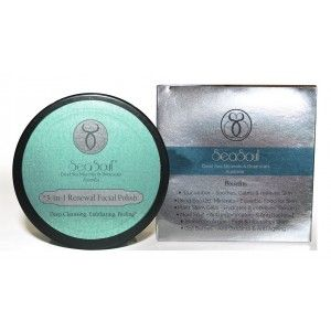 Buy SeaSoul 3-In-1 Renewal Facial Polish - Nykaa