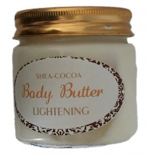 Buy SeaSoul Shea-Cocoa Body Butter Lightening - Nykaa