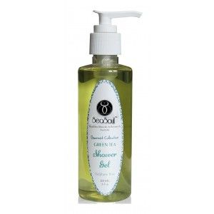 Buy SeaSoul Green Tea Shower Gel - Nykaa