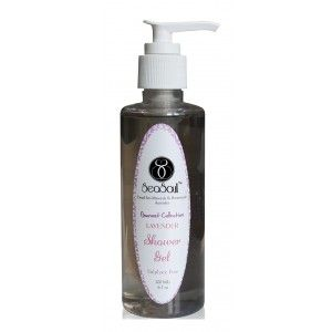 Buy SeaSoul Lavender Shower Gel - Nykaa