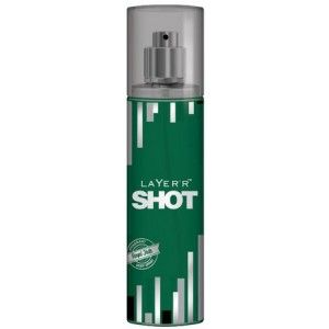 Buy Layer'r Shot Royal Jade Body Mist - Nykaa