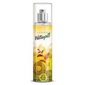 Buy Layer'r Wottagirl Fresh Citrus Body Mist - Nykaa