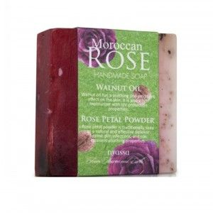 Buy Nyassa Moroccan Rose Handmade Soap - Nykaa