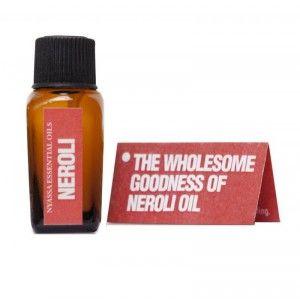 Buy Nyassa Neroli Essential Oil - Nykaa
