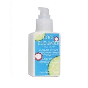 Buy Nyassa Cool Cucumber Hand Cream - Nykaa