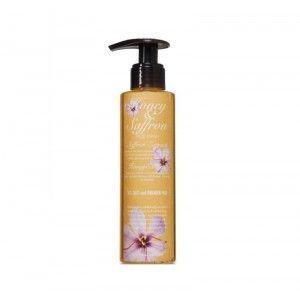 Buy Nyassa Honey & Saffron Face Wash - Nykaa