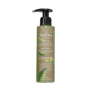 Buy Nyassa Tea Tree Oil Face Wash - Nykaa