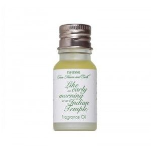 Buy Nyassa Like An Early Morning At An Indian Temple Fragrance Oils - Nykaa