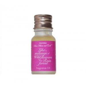 Buy Nyassa Like An Melange Of Wild Flowers In A Rain Forest Fragrance Oils - Nykaa