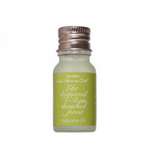 Buy Nyassa Like A Leafy Trail In A Rain Drenched Forest Fragrance Oils - Nykaa