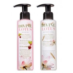 Buy Nyassa Divine Lotus Bath Combo (Pack of 2) - Nykaa