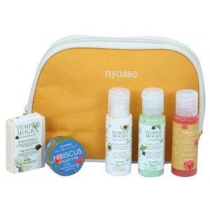 Buy Nyassa Temple Mogra Travel Kit - Nykaa