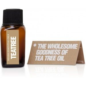 Buy Nyassa Tea Tree Essential Oil  - Nykaa