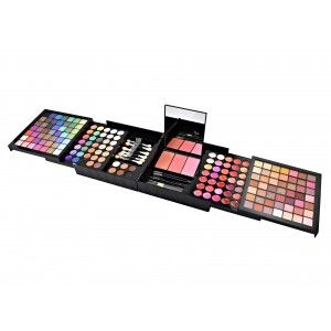 Buy GlamGals 177 Color Makeup Palette - Nykaa
