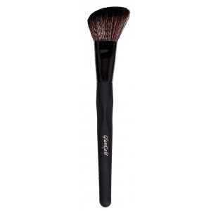 Buy GlamGals Black Large Angled Cotouring Brush - Nykaa
